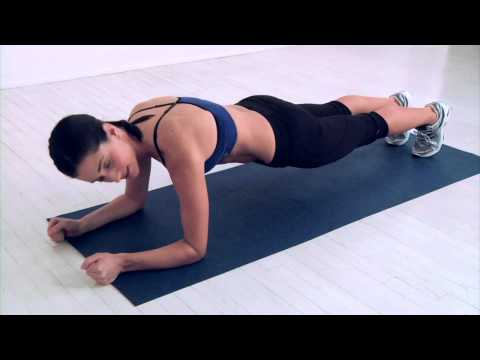 Plank with Leg Lift – Reveal Your Abs For Good – Women's Health