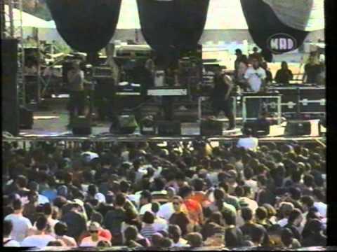 ACTIVE MEMBER ROCKWAVE FESTIVAL 1998