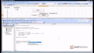 Excel Macros -009- Excel Formulas with VBA