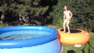 NELINKA - bazén po opravě