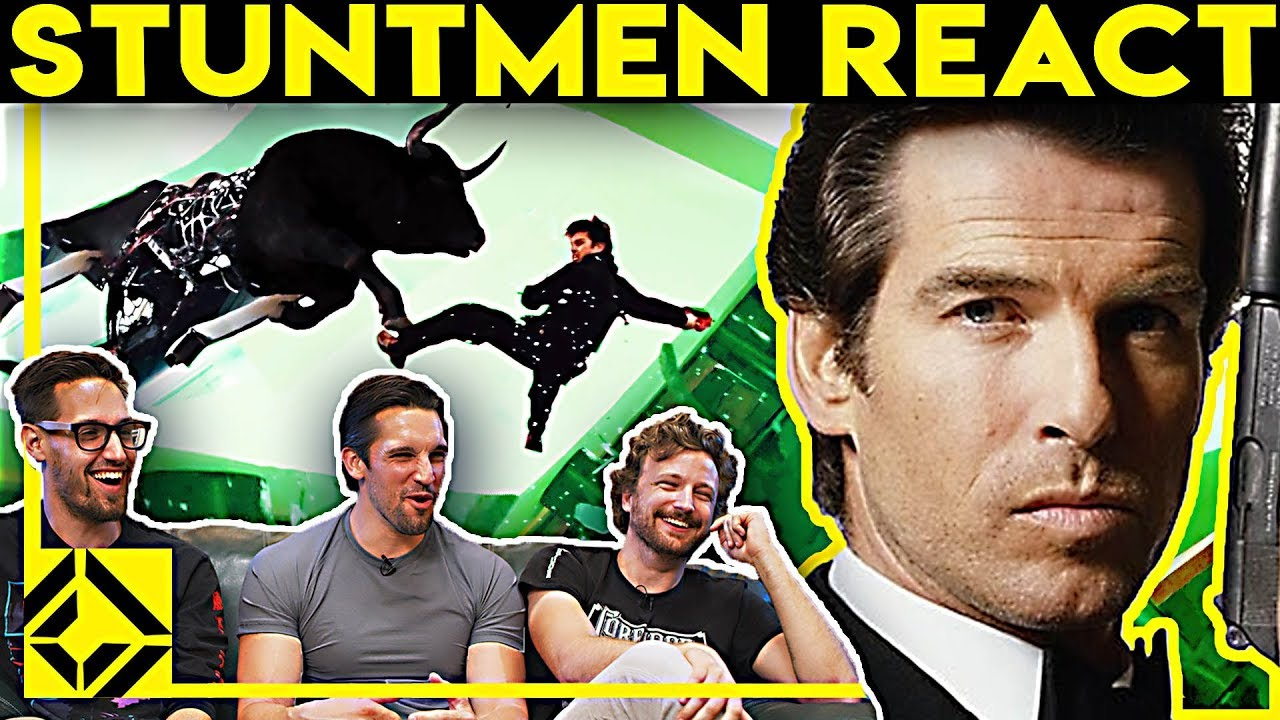 Stuntmen React To Bad & Great Hollywood Stunts 2 watch and download videoi make live statistics