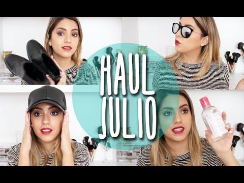 HAUL JUNIO - JULIO + SORTEO!! -fabi Shein.com, Aldo, Ibella, H&M, y más