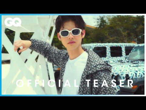 GQ Uncut x Bright Vachirawit | Official Teaser