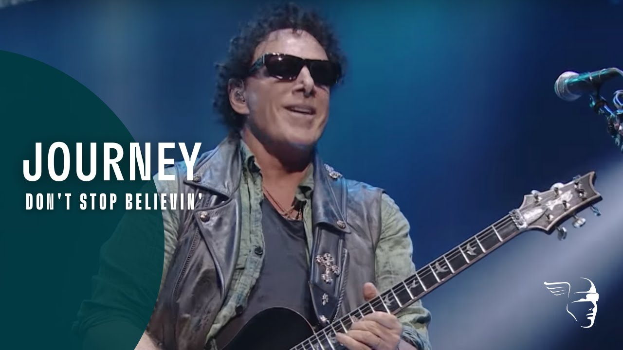 Journey - Don't Stop Believin' (Live In Japan 2017: Escape + Frontiers) -  YouTube