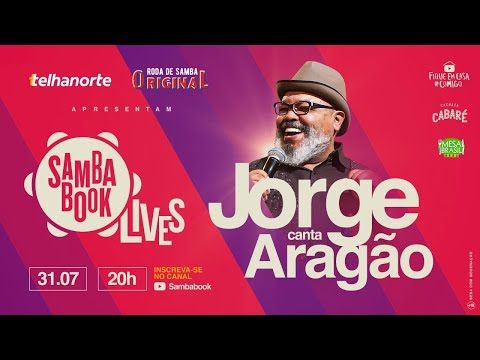 Sambabook Lives: Jorge Aragão