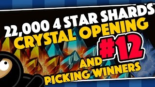 22,000 4 Star Shards! Opening #12: Contest For Champions 4