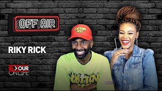 Riky Rick Speaks On Being A Nomad Building His Character amp His Venda Side With Loot Love