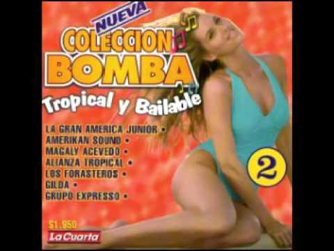 Colección Bomba - Tropical Y Bailable Vol 2 (Diario La Cuarta)