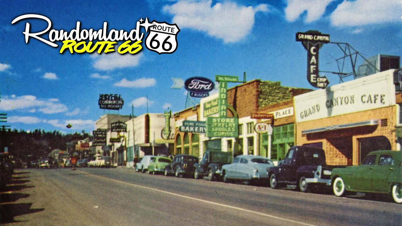 Route 66 - History, Mysteries, and Filming Locations - Williams & Flagstaff Arizona