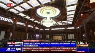 Jokowi Bintang di Forum Pertemuan Pemimpin Dunia