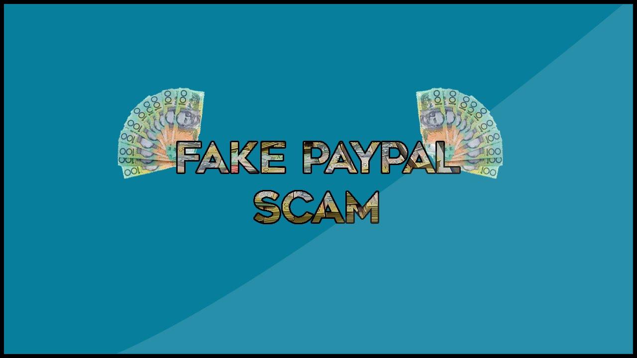 csgo fake paypal scam