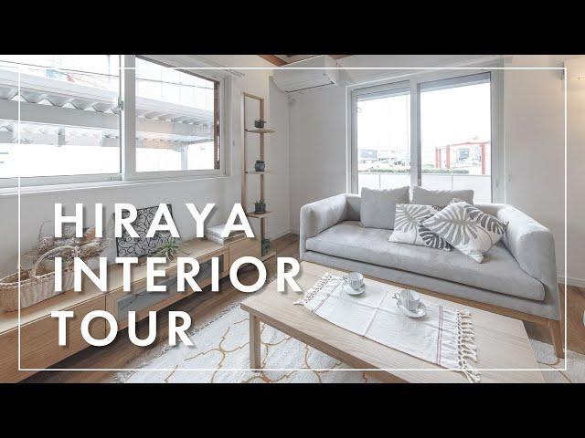 【インテリアツアー】平屋見学会の家具を紹介してもら...