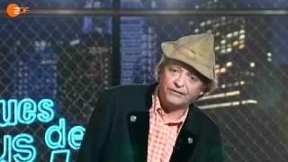 Erwin Pelzig (Neues aus der Anstalt am 13.12.2011 ZDF) über Sachsen/NSU