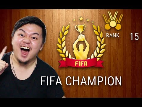 WE MADE IT!! 2 INTENSE MATCHES FOR FIFA CHAMPION!! FIFA MOBILE IOS / ANDROID