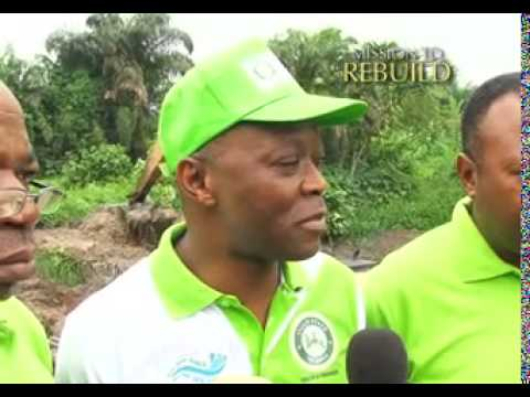 Ep 143 Dredging of Rivers Against Flood in Ogun State x264