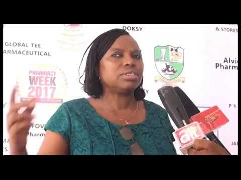 """""""Pharmacy Week 2017"""" : Interview with  UI first female  Professor of Pharmacy , Babalola"""