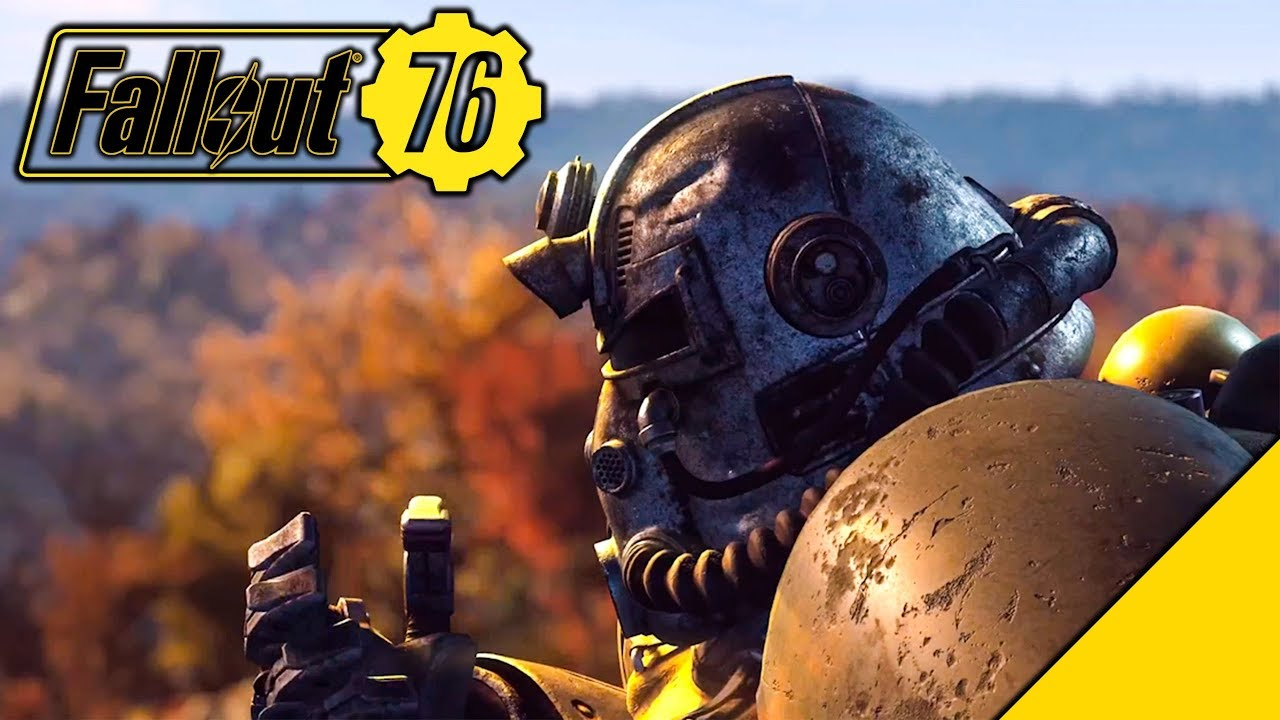 Everything you need to know about Fallout 76 including the release date gameplay trailers and beta