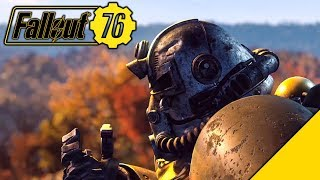 Fallout 76 Trailer IN DEPTH ANALysis - West Virginia