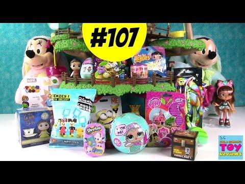 Blind Bag Treehouse 107 Unboxing Lol Surprise Doll Disney