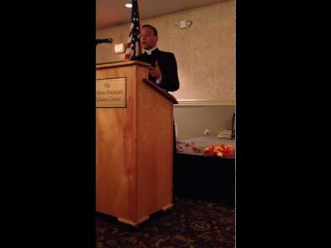 Father Pendergraft Speaks at the Catholic Identity Conference
