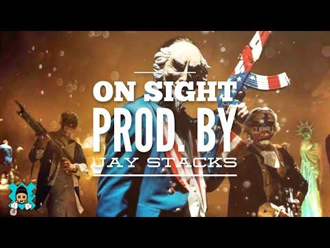 UK DRILL TYPE BEAT 2017 ''ON SIGHT'' | UK Drill Instrumental Prod. By Jay Stacks