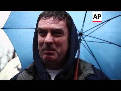 Hungary - teachers demonstrate in Budapest | Editor's Pick | 15 Mar 16