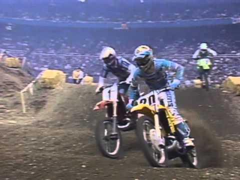 Supercross Classics 1989 - Seattle