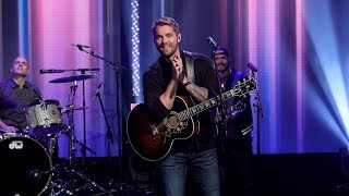 Brett Young Is 'Here Tonight'