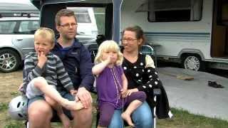 Ferie på Bornholm - Sannes Familiecamping