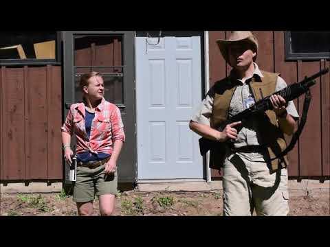 Jurassic Park Clever Girl Parody