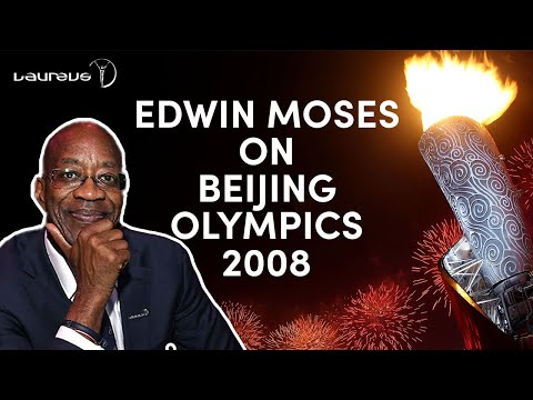 Edwin Moses on the 2008 Olympics in Beijing