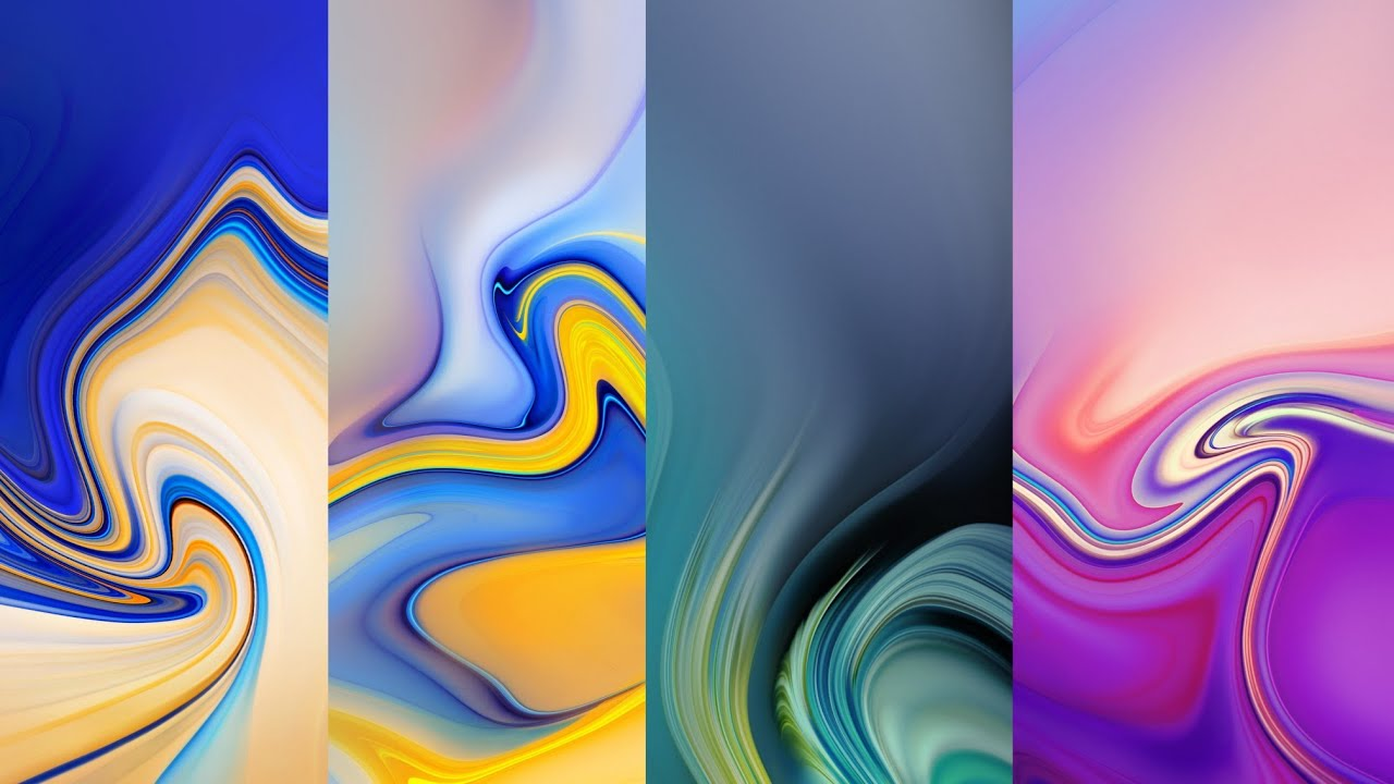 Samsung Note9 4k wallpaper is now available | Download link
