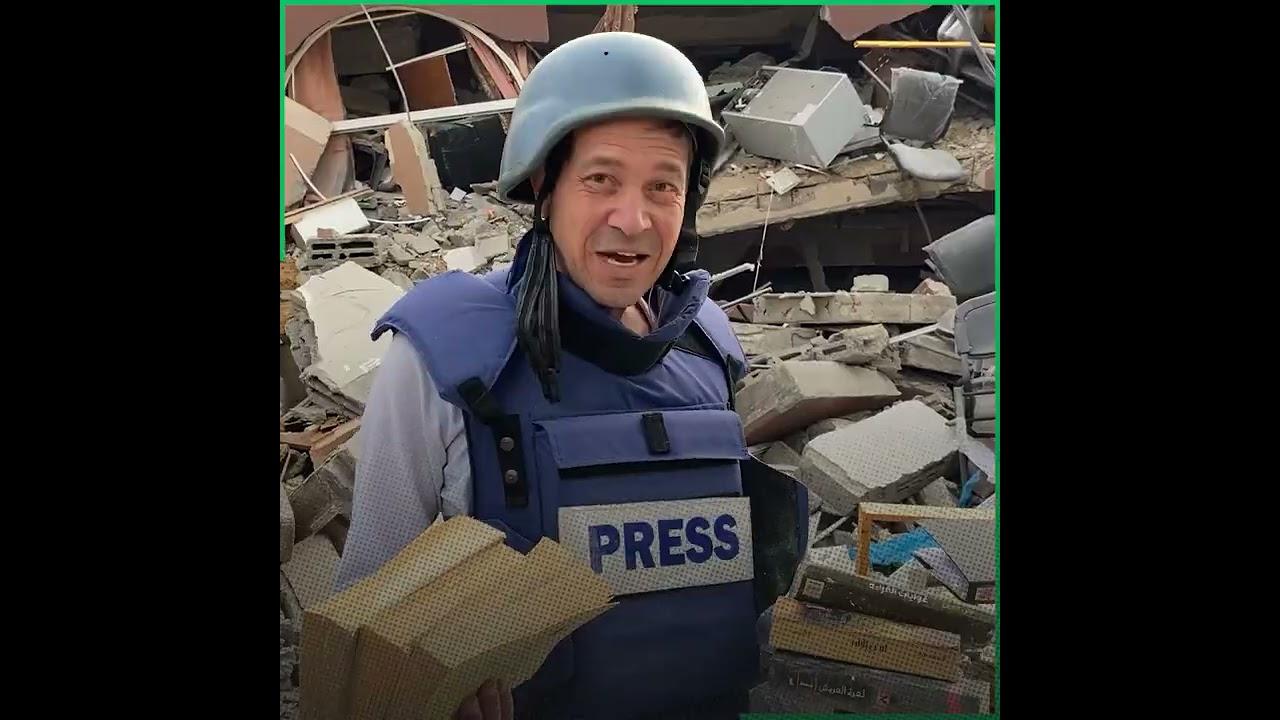 صحفيون في غزة يوثقون شهاداتهم عن قصف البنايات السكنية  - نشر قبل 25 دقيقة