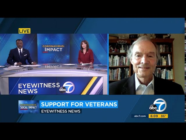 ABC News discusses Women Vets on Point program with U.S.VETS CEO Steve Peck