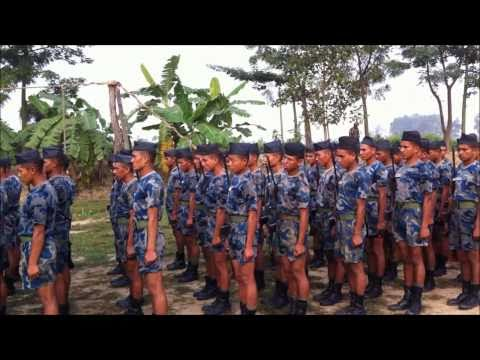 Armed Police Force Bhandara, Chitwan, Nepal.