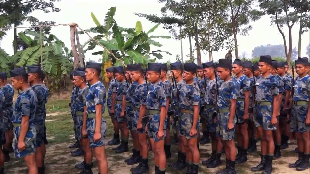 armed police force bhandara  chitwan  nepal