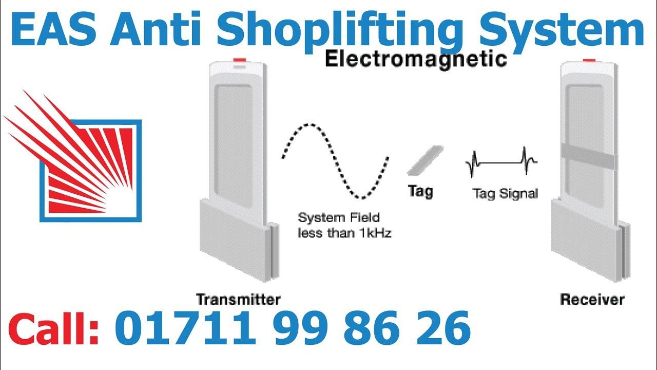 EAS Anti Shoplifting System Price in Bangladesh