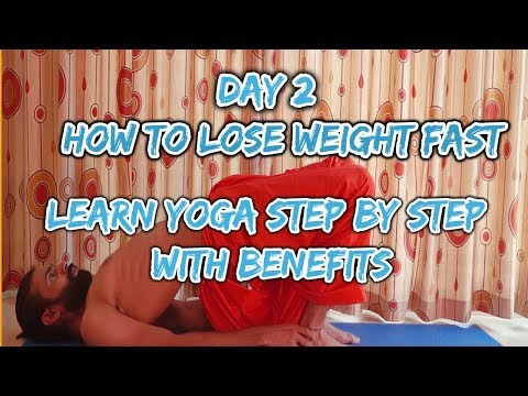 day 2  | how to lose weight fast | learn yoga poses step by step | shoulder pose | Indian yoga |