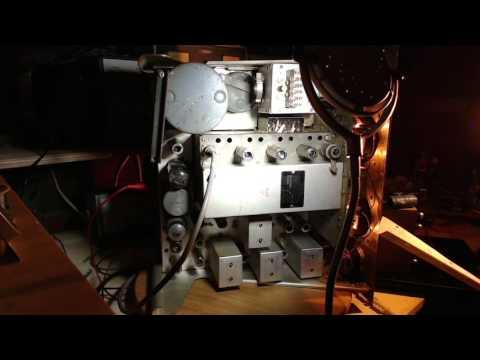Hammarlund SP-600 Video #20 - RF Alignment Band #1