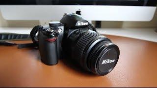Nikon D3000 | Revisión en profundidad