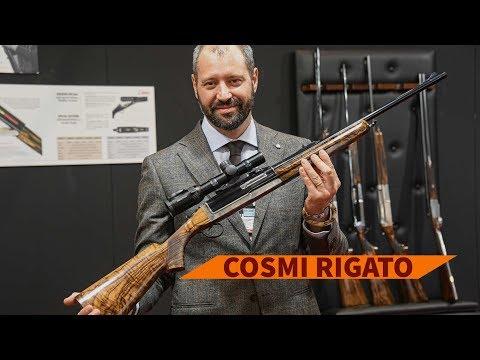 Luca Gaeti Ci Presenta Cosmi Rigato. Il Famoso Semiautomatico Basculante Adesso  In Versione Rigata