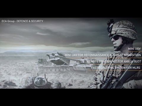 ECA Group - DEFENCE & SECURITY