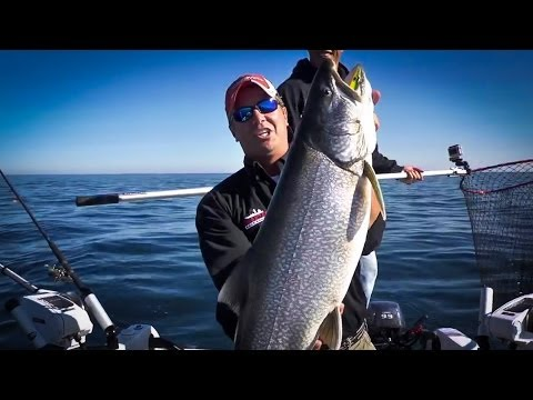 Lake Superior Lake Trout - In-Depth Outdoors TV - Season 6, Episode 8