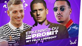 Erkennst DU den Promi? (mit Felix Lobrecht)