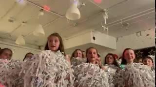Бумажное шоу и бумажная дискотека на детский праздник от агентства детских праздников Эйфория