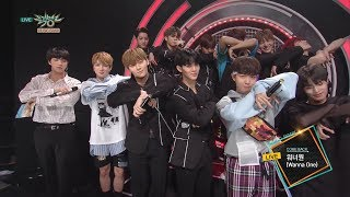 Jin & Wanna One Danced Together!!! RIP Replay Button... [Music Bank Ep 932]