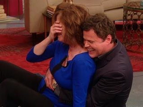 Watch What Happens When a Superfan Meets Donny Osmond for the First Time Ever