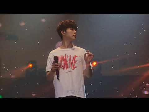 181020 iKON (아이콘) - DON'T LET ME KNOW(내가모르게) & ADORE YOU(좋아해요) at 2018 CONTINUE TOUR in BANGKOK DAY2