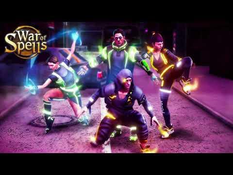 war of spells - wizard fighting in magic world hack