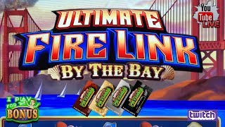🔴 ULTIMATE FIRE LINK (BY THE BAY) ★ YOU CHOOSE DENOMINATION